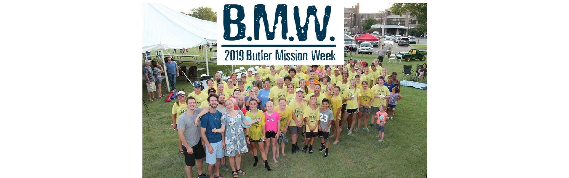 Butler Mission Week